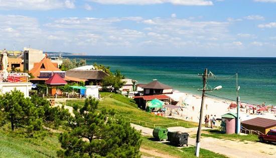 Чорноморськ фото пляжу і плани на 2018 рік